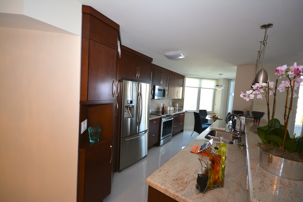 The Chalfont 02 Full condo renovation boca raton sea ranch general contractor kitchen remodeling 2