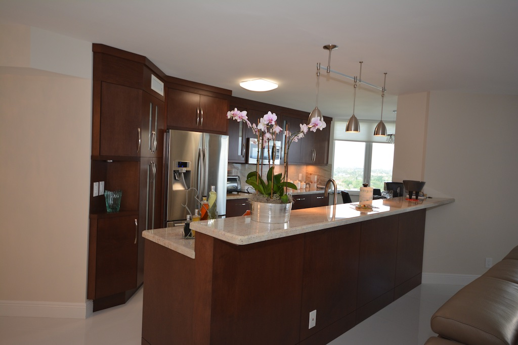 The Chalfont 02 Full condo renovation boca raton sea ranch general contractor kitchen remodeling 5