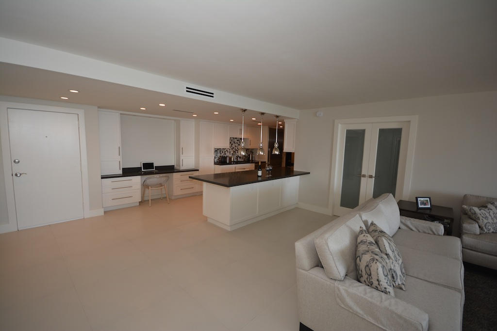 full condo renovation in fort lauderdale 7
